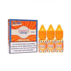 Pack Cornflake Tart 3x10 ml - Dinner Lady