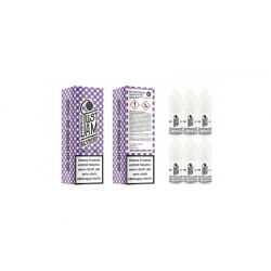 E-Liquide Raspberry - 6x10ml - Just Jam