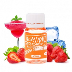 Arome Strawberry Ice 10 ml - Dominate Flavor's
