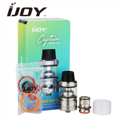 Clearomiseur Captain Subohm - Ijoy