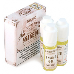 Snake oil 3x10ml - Tmax juices