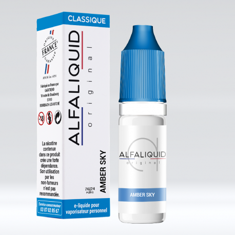E-Liquide Brown Diamond Alfaliquid