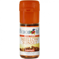 Arôme Mellow sunset - Flavour Art