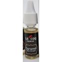 E-liquide Le Coq Premium Caramel beuure salé 10ml  - Le Coq qui Vape