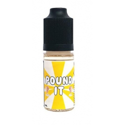 E-Liquide Pound it 10ml - Food fighter juice