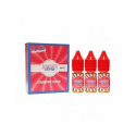 Pack Strawberry Custard 3x10 ml - Dinner Lady
