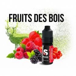 E-liquide Fruits des bois 10ml - Solana