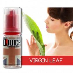E-Liquide Virgin leaf - TJuice Vert