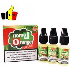 E-Liquide Lemon Orange Juice 3x10ml - AOC Juices