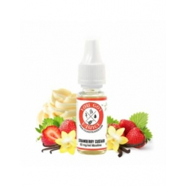 Strawberry custard 10ml - You got e-juice