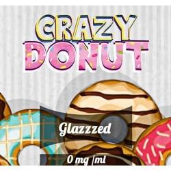 E-Liquide Glazzzed - 10ml - Crazy Donut