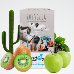 E-Liquide Voyageur 2x10ml - Bord02
