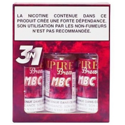 Mango Blackcurrant ( MBC ) 3x10ml - Vape empire