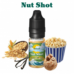 Arôme Nut Shot - Nuages des Iles