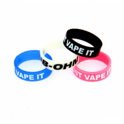 Bague silicone Vape Band 21mm H12