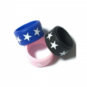 Bague silicone 18/10mm