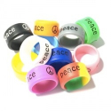 Bague silicone 21/07mm