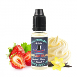 Arôme Custard fraise -  VDLV