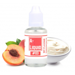 Arôme Peaches & Cream - A-Liquid