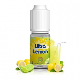 Arome Ultra Lemon  10 ml - Novaliquides