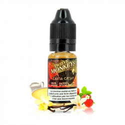 E-liquide Congo Cream 30 ml - twelve Monkey