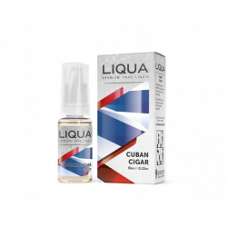 E-liquid Cuban cigar LIQUA