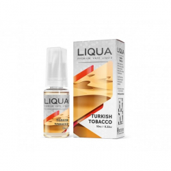 E-liquide turkish  tobacco LIQUA