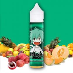Tropical lemonade 50ml - Breaking juice