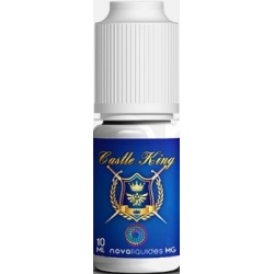 E-Liquide Castle King 10ml - Nova