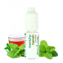 E-liquide Menthe Nanah 10ml - Solana