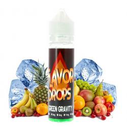 E-Liquide Green Gravity 50ml - Flavor Drops