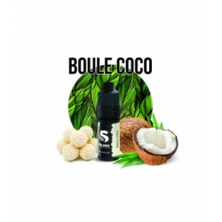 E-liquide Boule Coco 10ml - Solana
