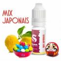 E-liquide Mix Japonais 10ml - Solana