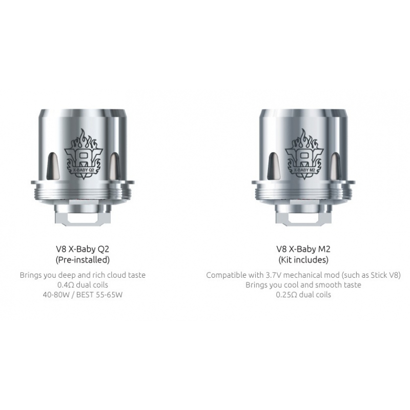 r sistance tfv8 x baby smok smoke market. Black Bedroom Furniture Sets. Home Design Ideas