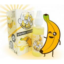 Arome concentré Banane custard - Mr & Mme