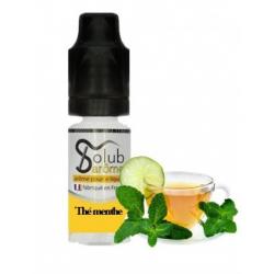 Aroma mint tea Solubarome