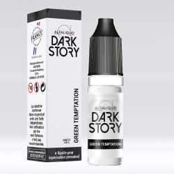E-Liquide Green Temptation 10ml - Dark Story