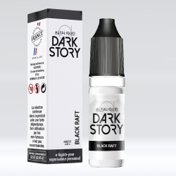 E-Liquide Black Raft 10ml - Dark Story