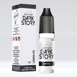 E-Liquide Lemon ice 10ml - Dark Story