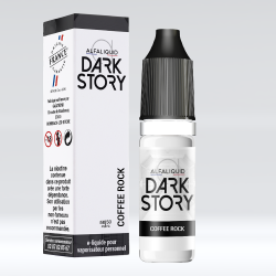 E-Liquide Coffee Rock 10ml - Dark Story