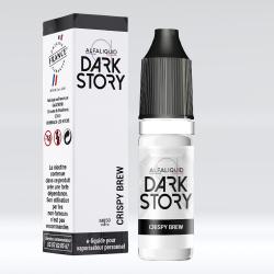 E-Liquide Crispy Brew 10ml - Dark Story