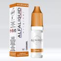 E-Liquide caramel - Alfaliquid