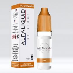 E-Liquide café 10ml - Alfaliquid