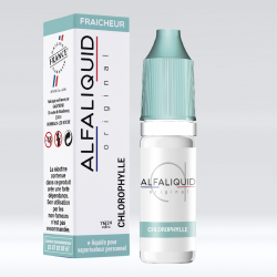 E-Liquide Chlorophylle 10ml - Alfaliquid