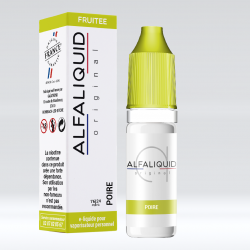 E-Liquide bonbon fraise Alfaliquid
