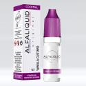 E-Liquide vanilla custard Alfaliquid