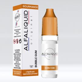 E-Liquide Bubble gum 10ml - Alfaliquid