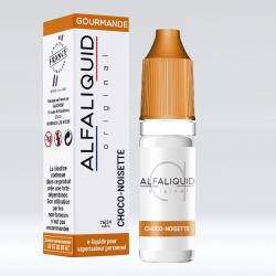 E-Liquide Choco Noisette Alfaliquid