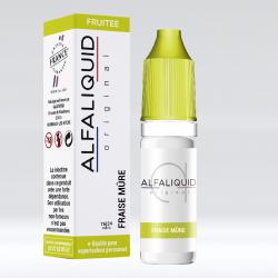 E-Liquide Fraise Mûre 10ml - Alfaliquid