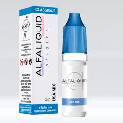 E-Liquide  saveur classic USA Mix Alfaliquid